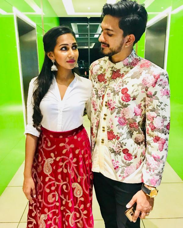 Bigg Boss Tamil 3 winner Mugen Rao: Take a look at the Malaysian singer's girlfriend and their love story