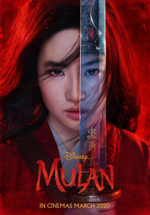 Hollywood,Mulan,Disney Mulan