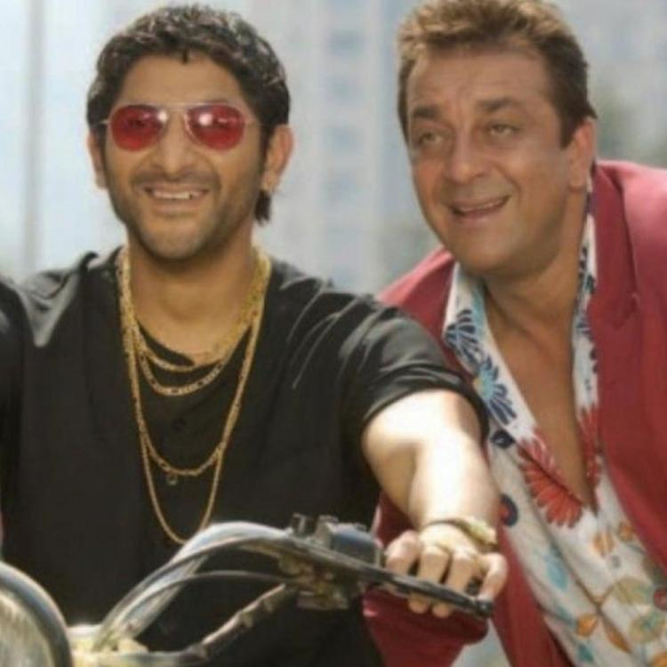 Sanjay Dutt plays a blind don and Arshad Warsi becomes his guiding light as they reunite for their next comedy