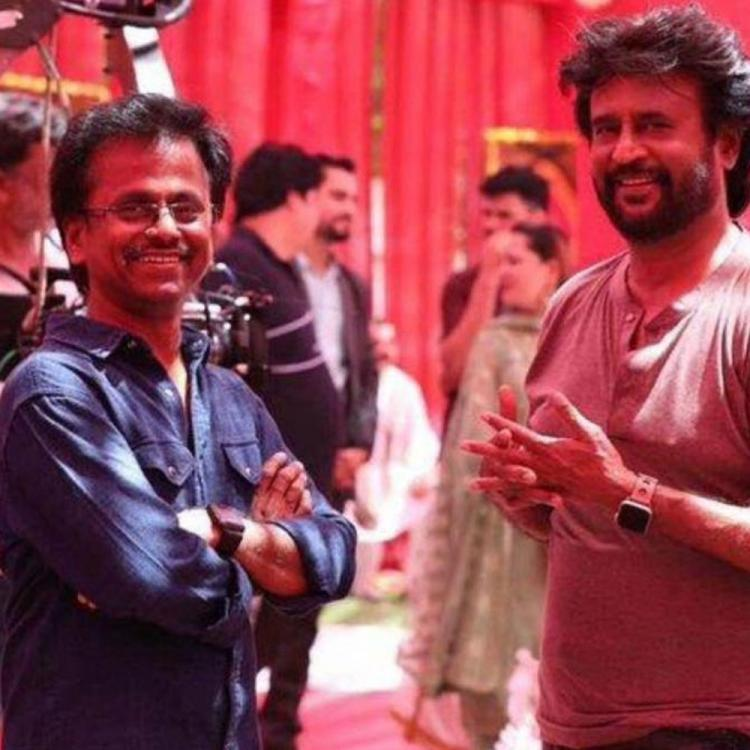 AR Murugadoss shares an EPIC BTS video of background score of Rajinikanth's Darbar; Watch