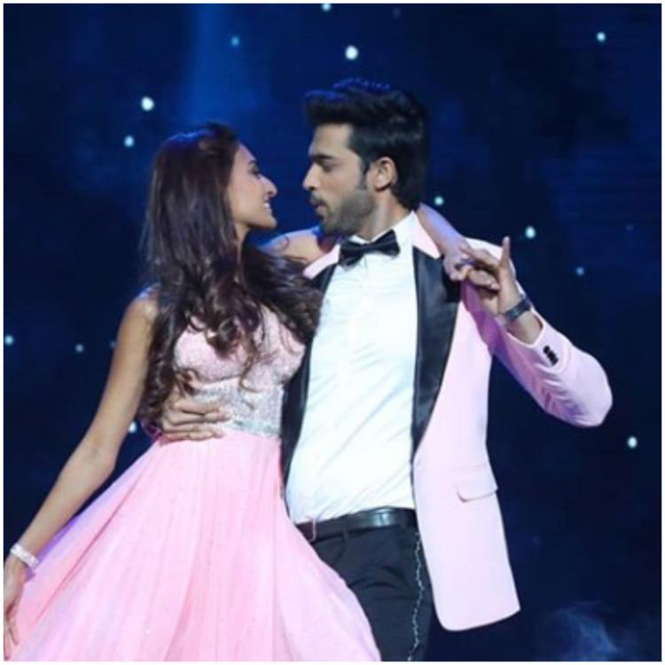 Nach Baliye 9: Erica Fernandes shares pictures with Parth Samthaan from their performance & we can't wait