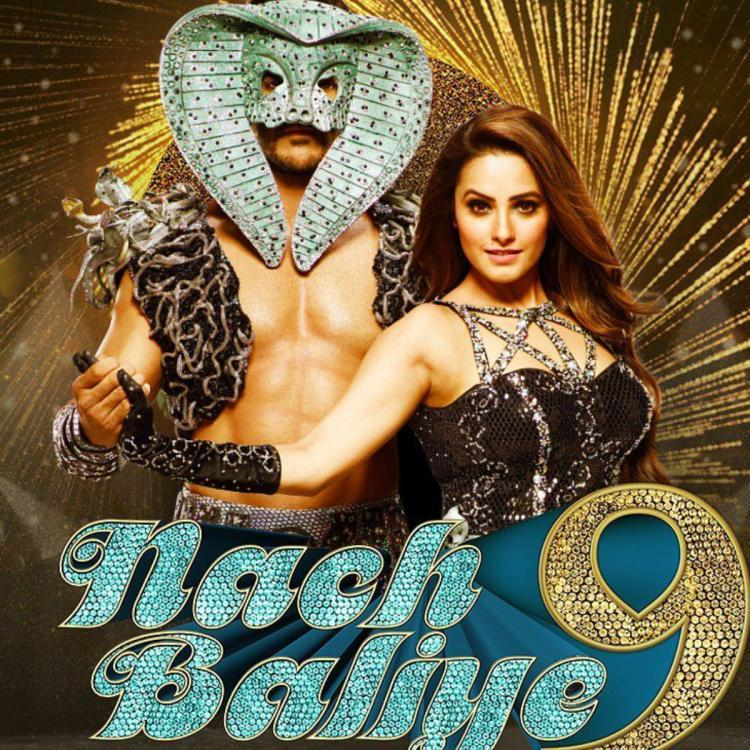 Nach Baliye 9: These peek a boo videos of Urvashi Dholakia and Anita Hassanandani has us excited