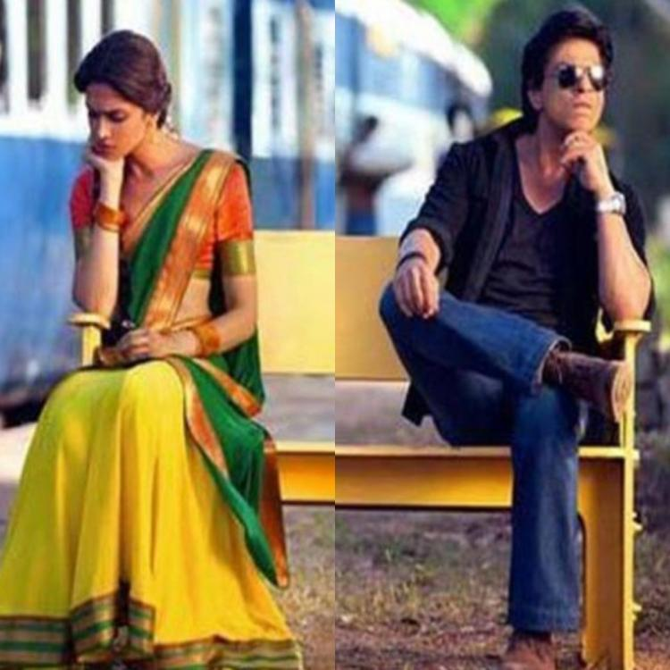 Nagpur Police shares a still of Shah Rukh Khan, Deepika from Chennai Express to raise awareness about COVID 19