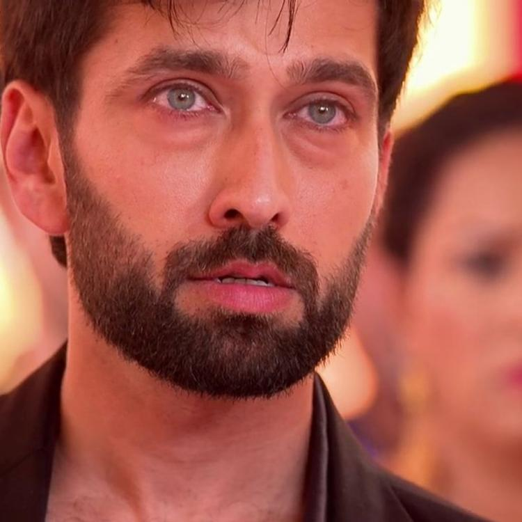 Nakuul Mehta shares a picture from Ishqbaaaz to express what every Indian cricket fan is feeling and it is apt
