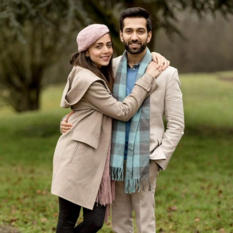 Nakuul Mehta and Jankee Parekh's Love Story: The actor & singer will make you believe in love at first sight