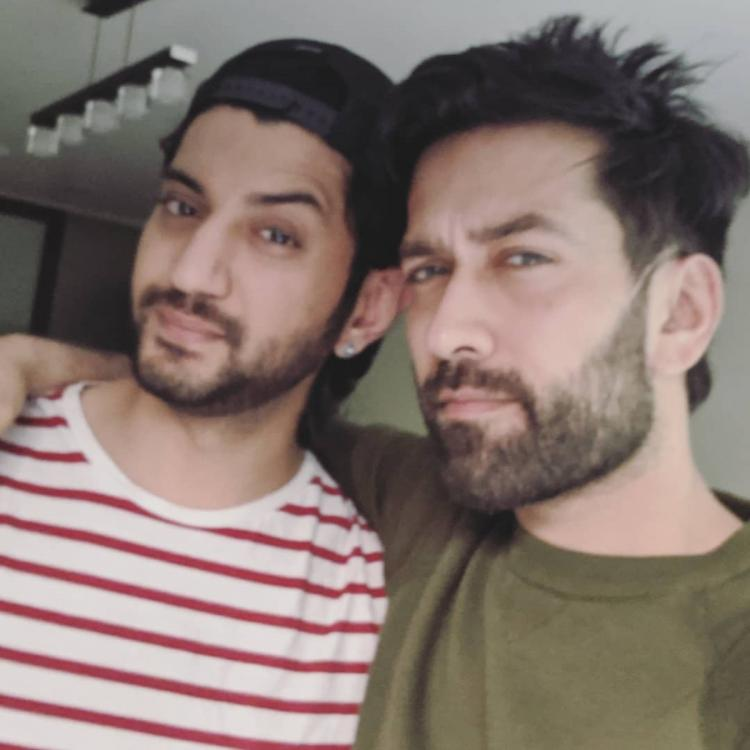 Nakuul Mehta wishes his former co star Kunal Jaisingh from Ishqbaaaz for his new show; Says 'Capture TV again'