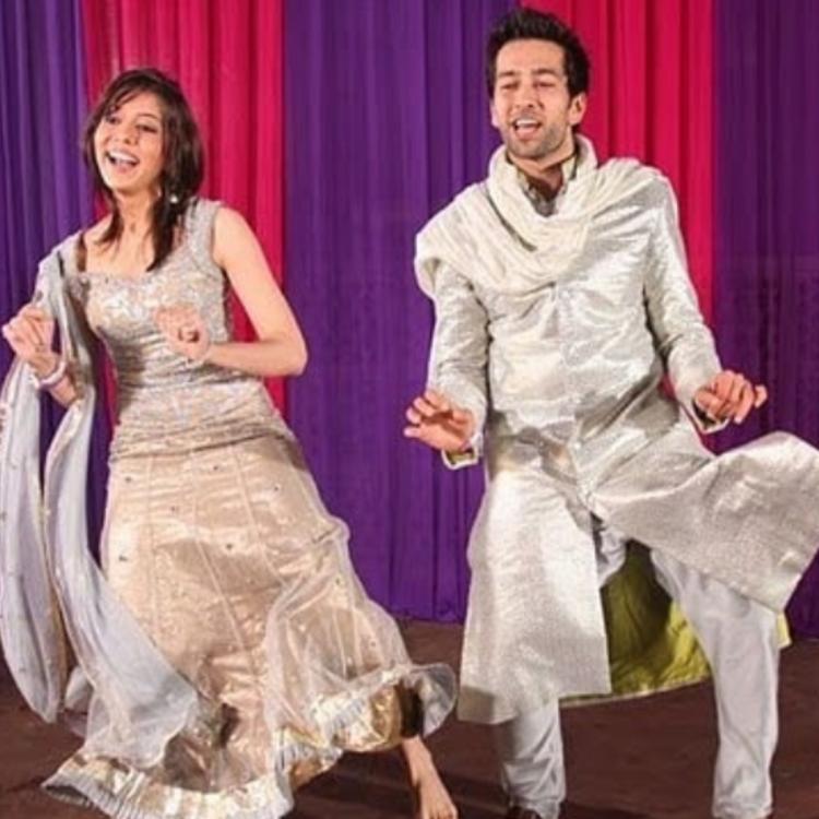Nakuul Mehta's crazy dance moves with wife Jankee in THESE throwback photos will make you miss wedding season