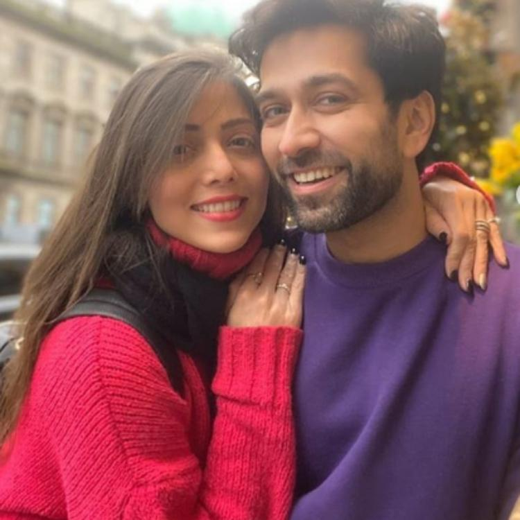 Nakuul Mehta and wife Jankee are having a gala time in Scotland and their latest PICS are proof; Take a look