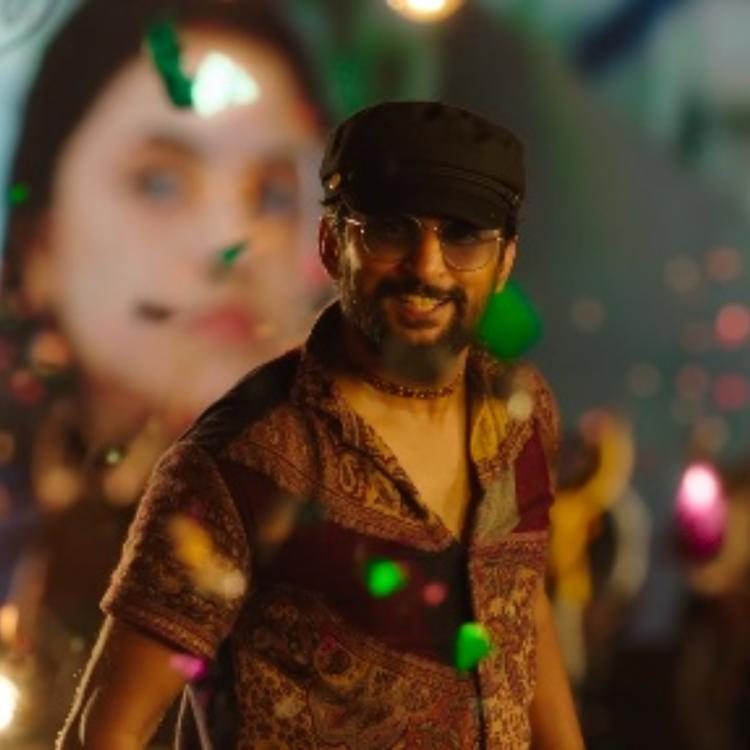 Gang Leader: The new promotional song Gang U Leader featuring Nani is a foot tapping number