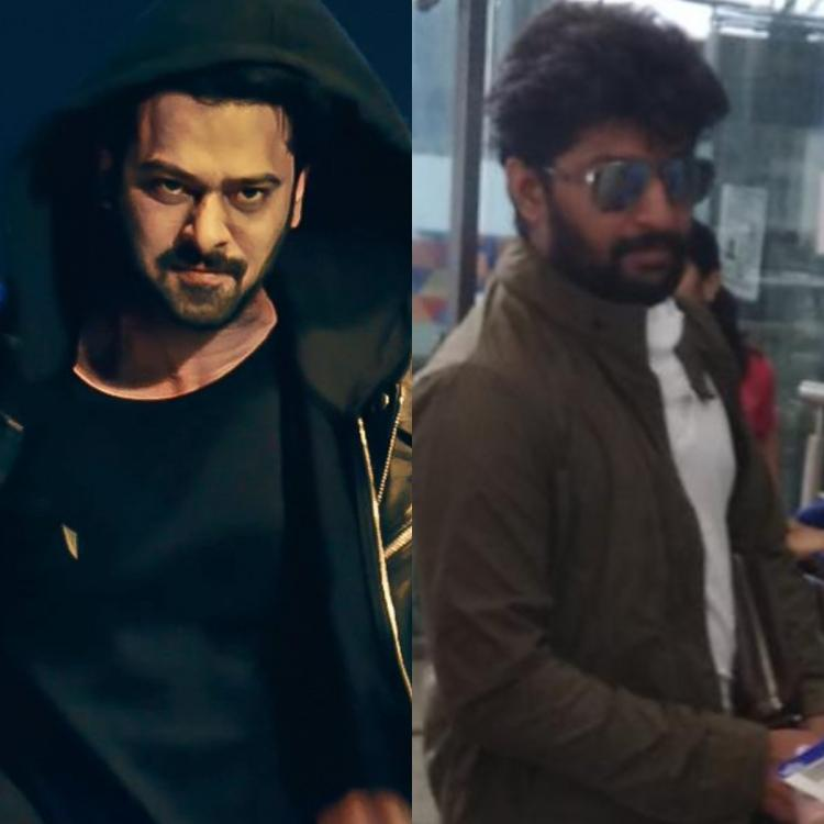 Prabhas starrer Saaho to have a surprise for Nani's fans; Find out