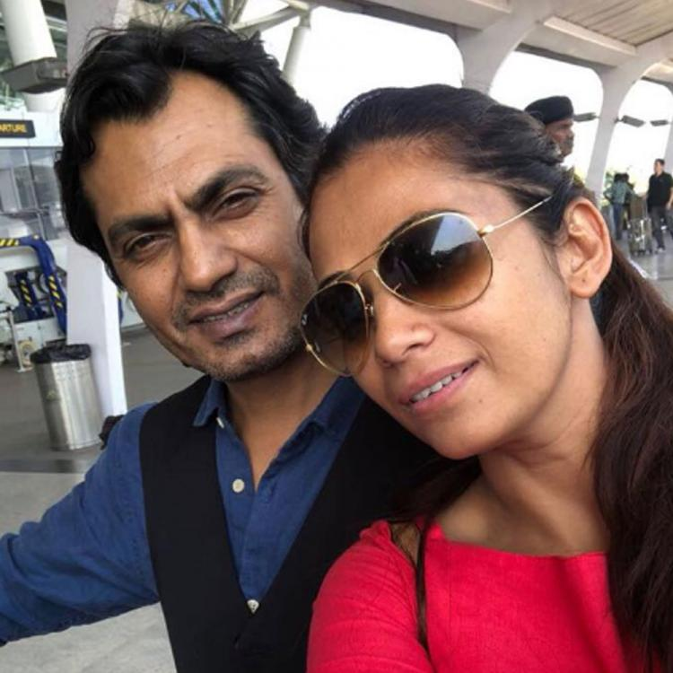 Nawazuddin Siddiqui's wife Aaliya files for divorce; Sends legal notice to him seeking maintenance