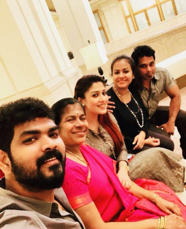 Nayanthara and Vignesh Shivan spend time with their families; is marriage on the cards?