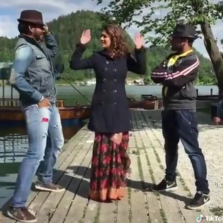 Nayanthara dancing to Raaka Raaka song and trying to match steps with her team members is unmissable; Watch