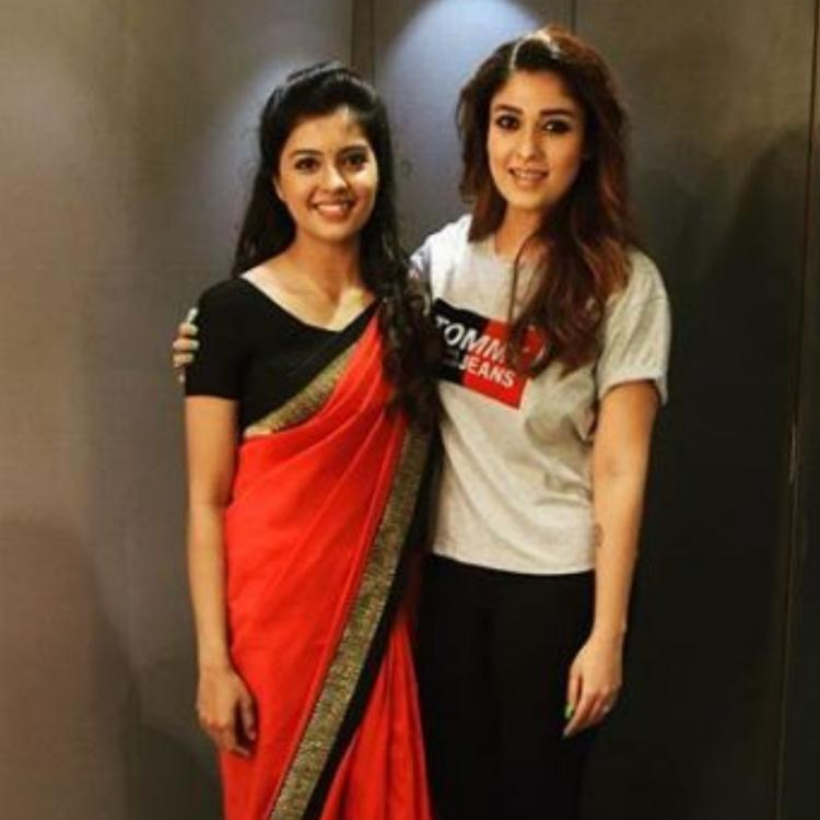 Nayanthara surprises her Bigil co star with a special gift; Check it out