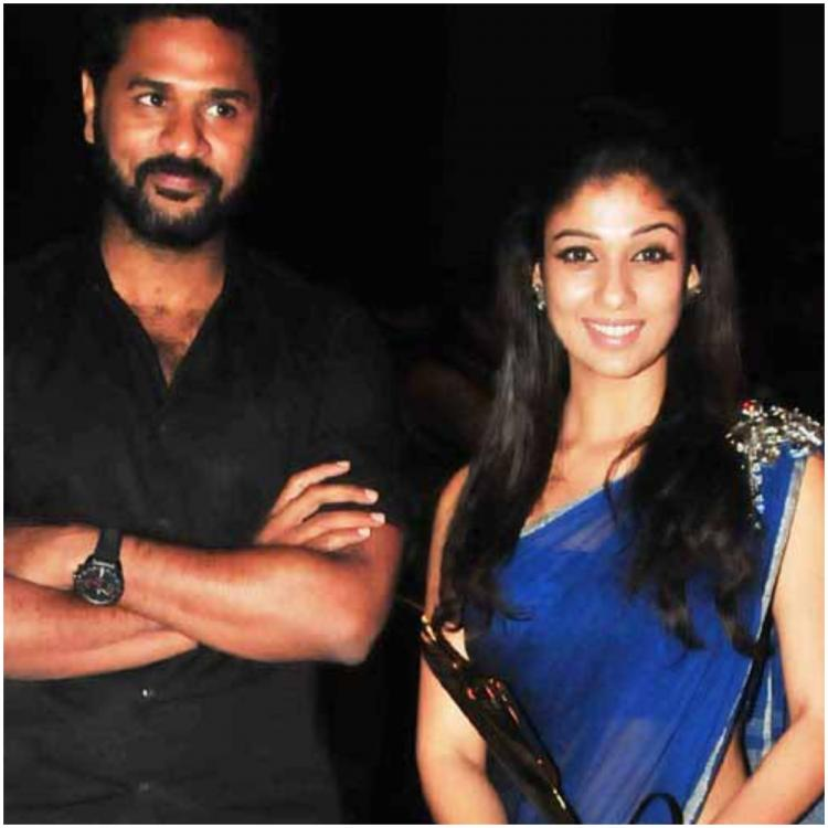 Nayanthara and Prabhudheva were heading for marriage but what happened? Lady Superstar OPENED UP about it