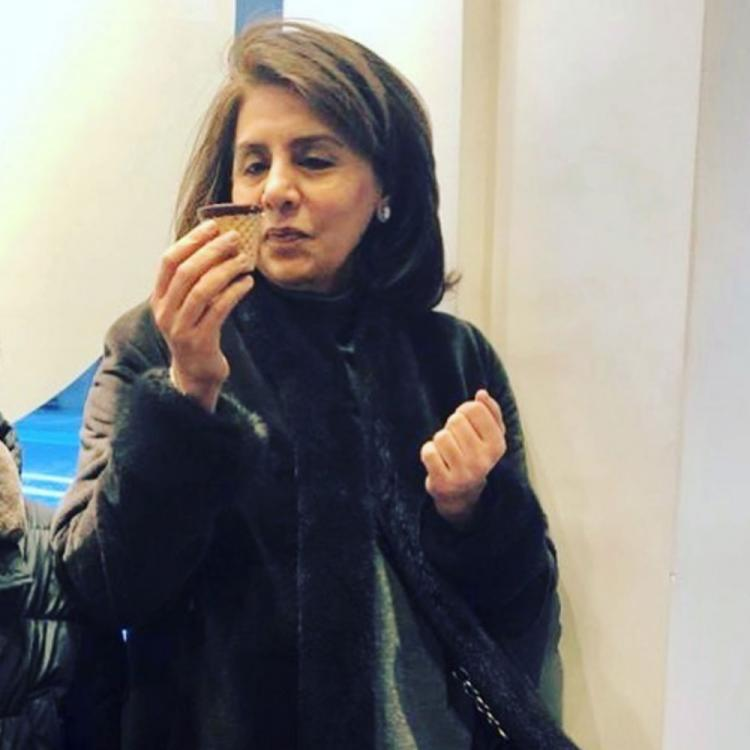 Neetu Kapoor's golden advice about life will wave off your Monday blues; See Post