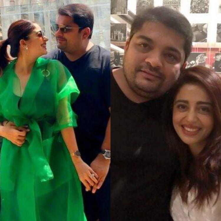 Bigg Boss 12 contestant Nehha Pendse to tie the knot with fiancé Shardul Bayas on THIS Date; Deets Inside