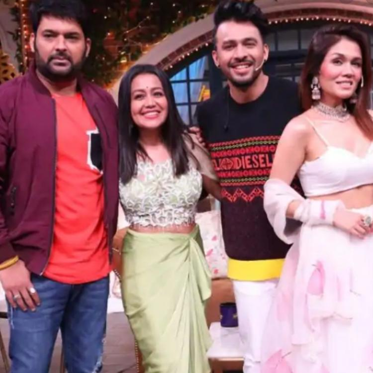 Neha Kakkar REVEALS she has more followers than THIS Bollywood actor on The Kapil Sharma Show; Find Out