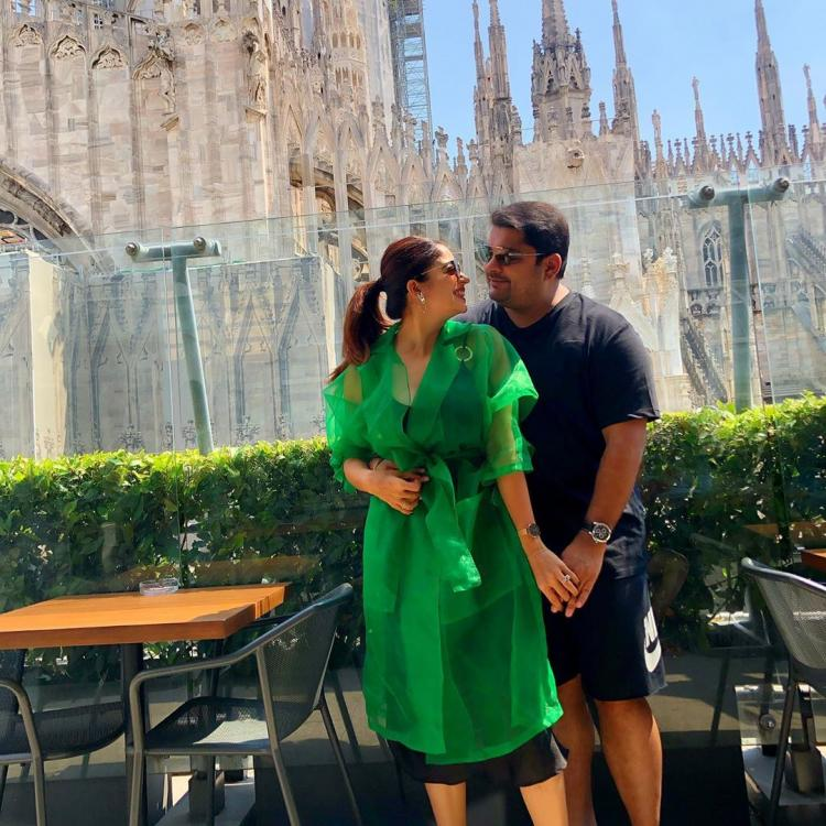 Bigg Boss 12's Neha Pendse hints at her engagement with Shardul Singh Bayas; check it out