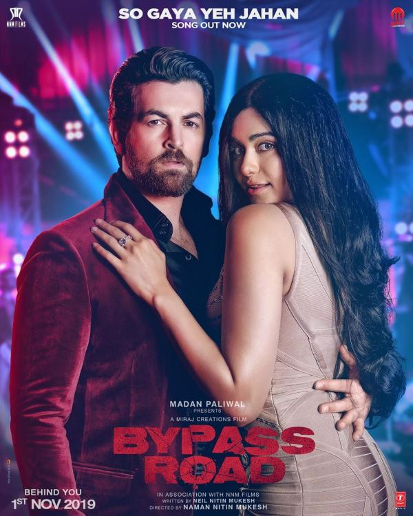 'So gaya yeh jahan' recreated for Neil Nitin Mukesh starrer Bypass Road