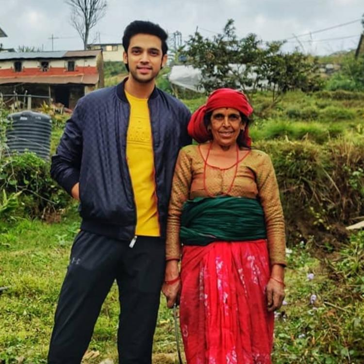 Kasautii Zindagii Kay's Parth Samthaan is mesmerised by the greenery in Nepal; Take a look