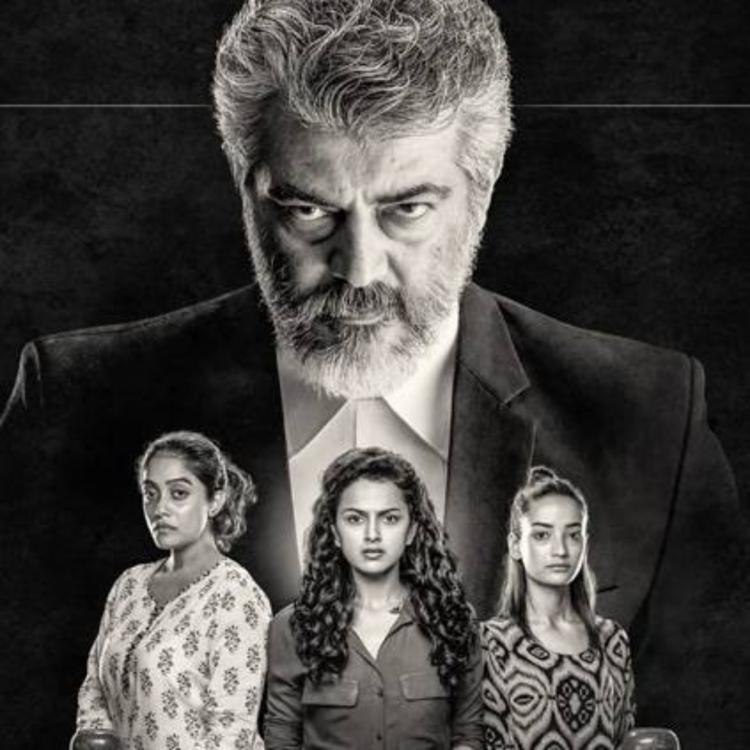 Nerkonda Paarvai Trailer: Thala Ajith and Shraddha Srinath send shivers down the spine in the Pink remake