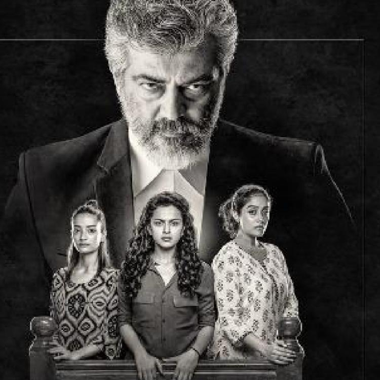 Pink remake Nerkonda Paarvai starring Ajith to release on August 10 this year