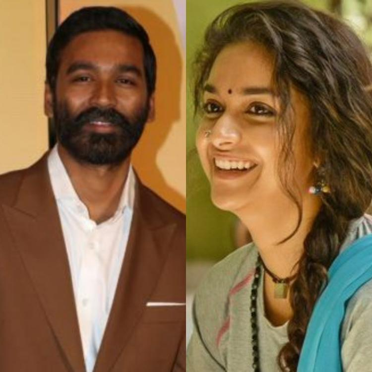 Dhanush to star opposite Keerthy Suresh in the remake of Netrikkan? Find Out