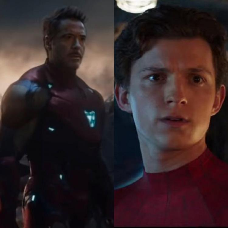 iron man,Avengers Endgame,Spider Man,Hollywood