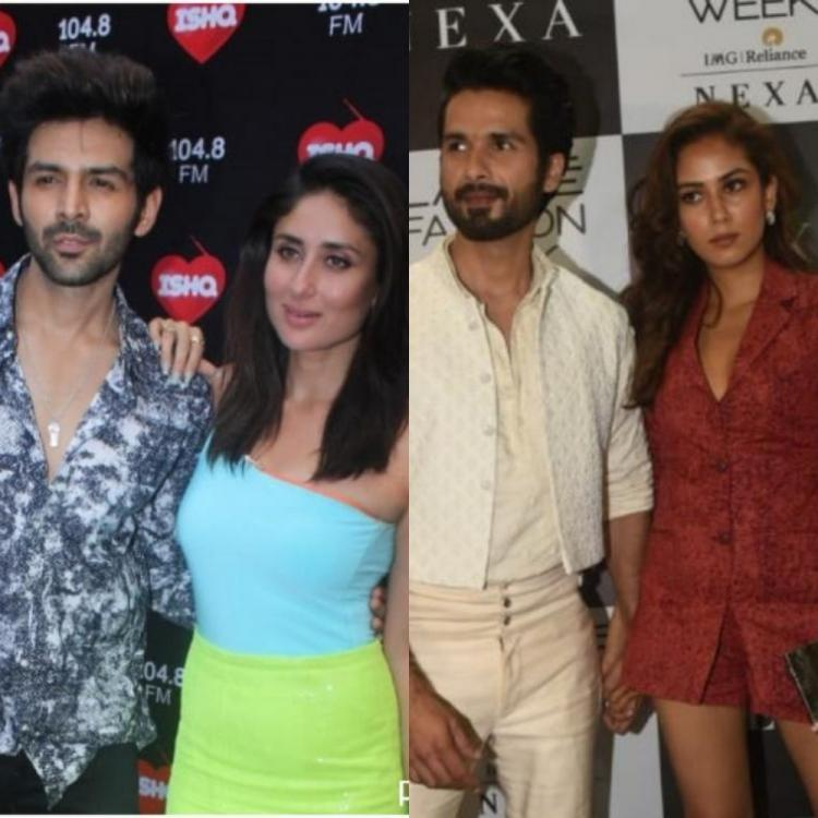 Newsmakers of the Week: Kareena Kapoor Khan hosting Kartik Aaryan to Shahid Kapoor opening up on Mira Rajput