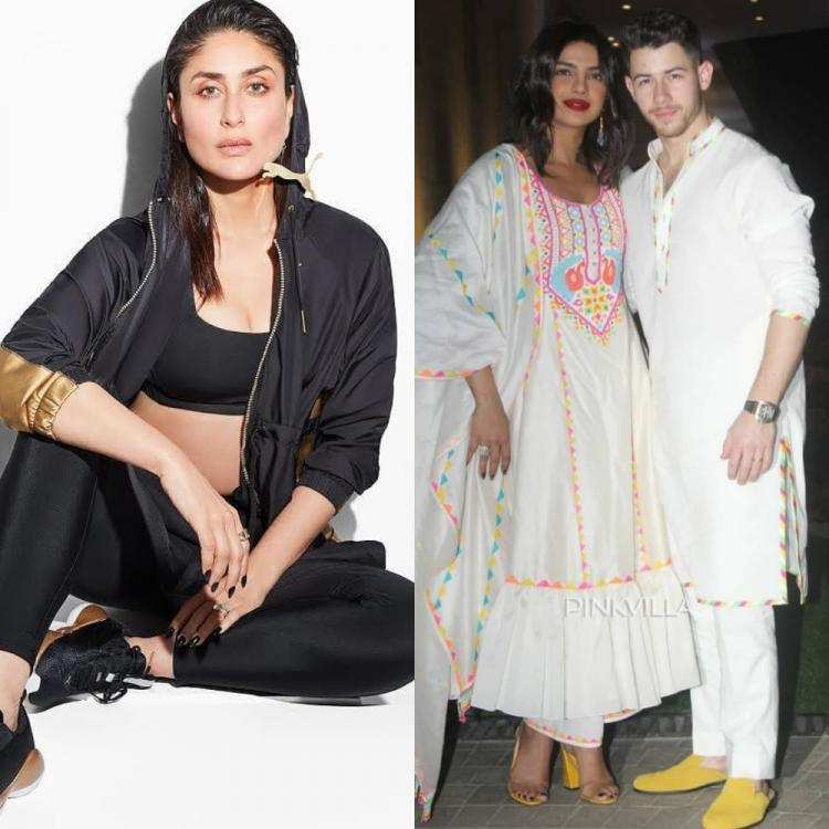 Kareena Kapoor Khan's Instagram debut to PeeCee Nick's Holi & Janhvi's birthday celebrations, take a look at the Newsmakers of the week