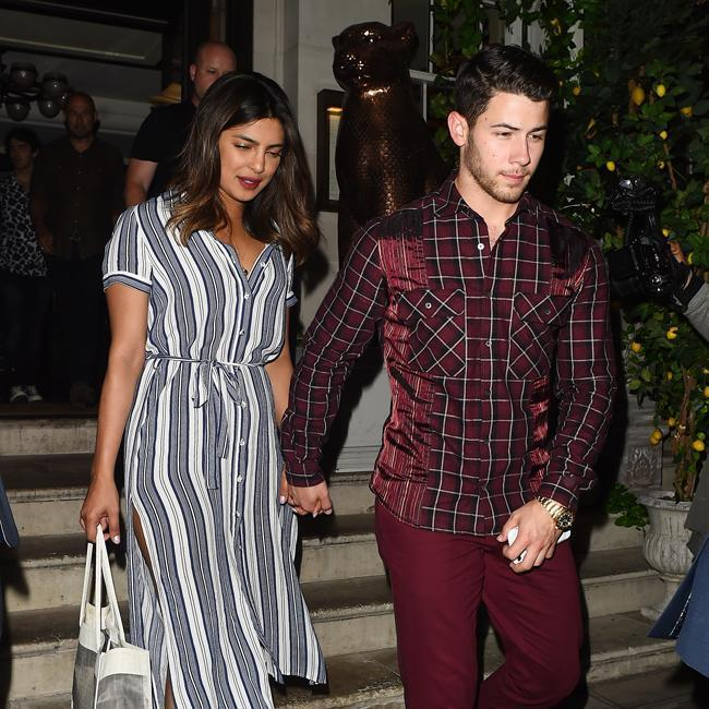 Priyanka Chopra Jonas reveals Nick Jonas gives her a look to quiet her down every time she sings