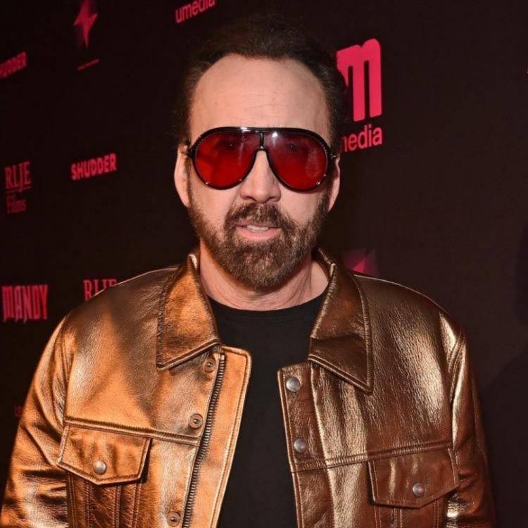 Nicolas Cage to feature as Tiger King's Joe Exotic in a scripted TV series of eight episodes
