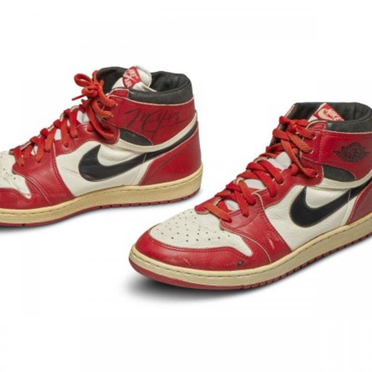 Michael Jordan's old sneakers auctioned for a WHOPPING price & can easily buy you a luxurious house in Mumbai