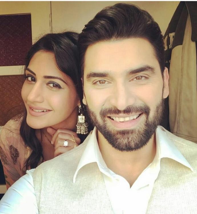 Surbhi Chandna wishes Ishqbaaaz co-star Nikitin Dheer a happy birthday with a series of pictures and videos