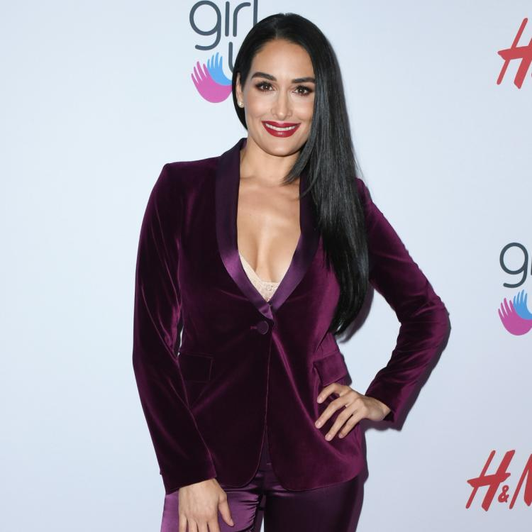 Pregnant Nikki Bella admits painful split with Fast 9 star John Cena made her nervous to commit to Artem