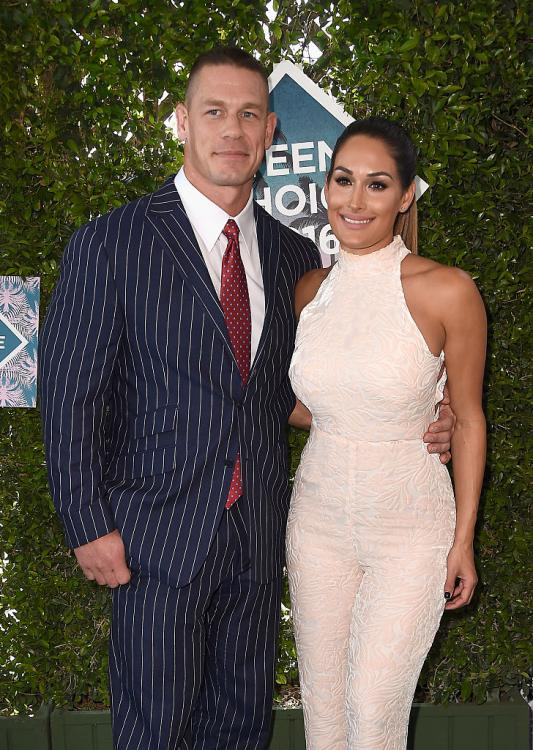 John Cena and Nikki Bella, who were engaged, broke up for good in July 2018.