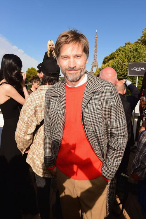 Nikolaj Coster-Waldau spilled the beans on Game of Thrones cast's WhatsApp group on Jimmy Kimmel Live.