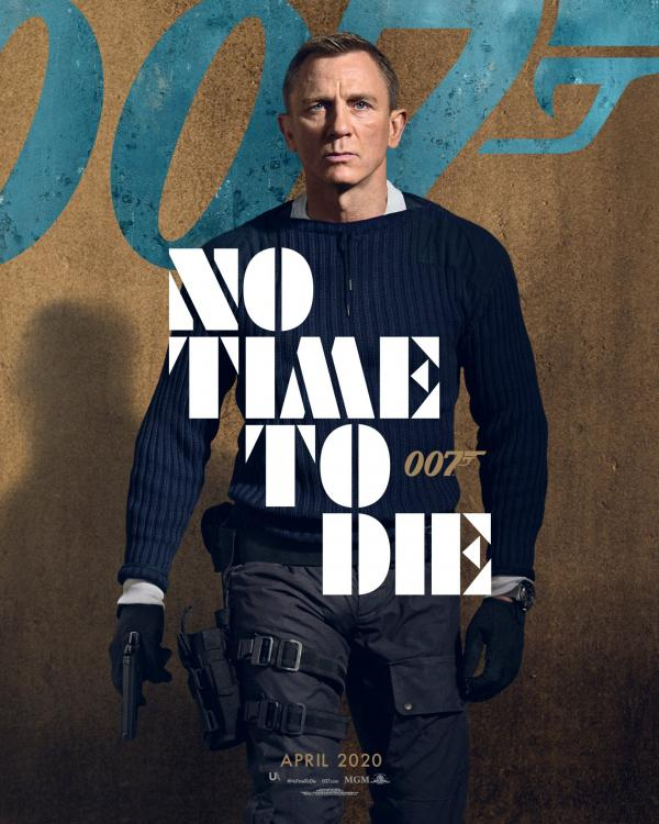 Directed by Cary Joji Fukunaga, No Time To Die is slated to release in India on April 3, 2020.