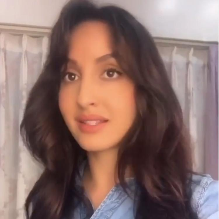 Nora Fatehi wins hearts with her quirky VIDEO that reveals how things escalate between people amid quarantine