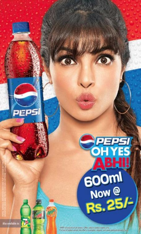 analysis of a pepsi advertisement