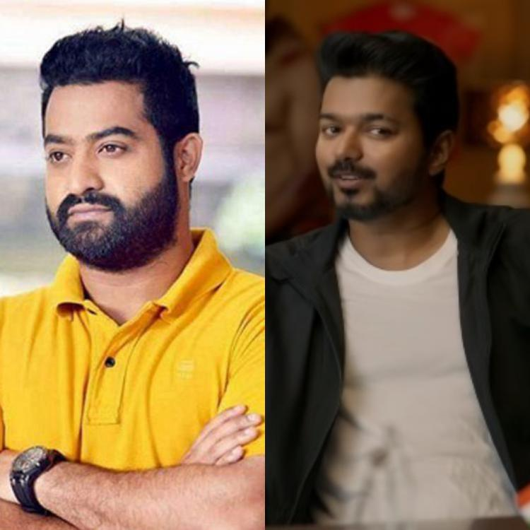 Jr NTR and Thalapathy Vijay's fans battle it out on social media for THIS reason; Find Out