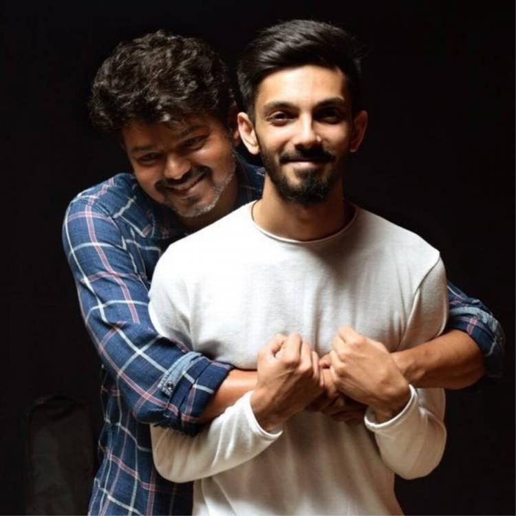 Oru Kutti Kathai: Anirudh Ravichander shares a tempting promo of the single track from Vijay starrer Master