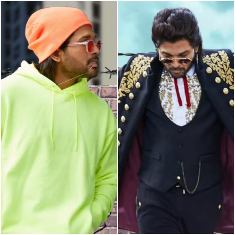 Ala Vaikunthapurramuloo's OMG Daddy song out: Allu Arjun's swag and dance moves are unmatchable