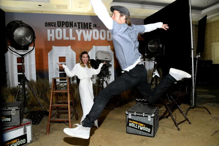 Once Upon A Time In Hollywood is slated to release on August 9, 2019.