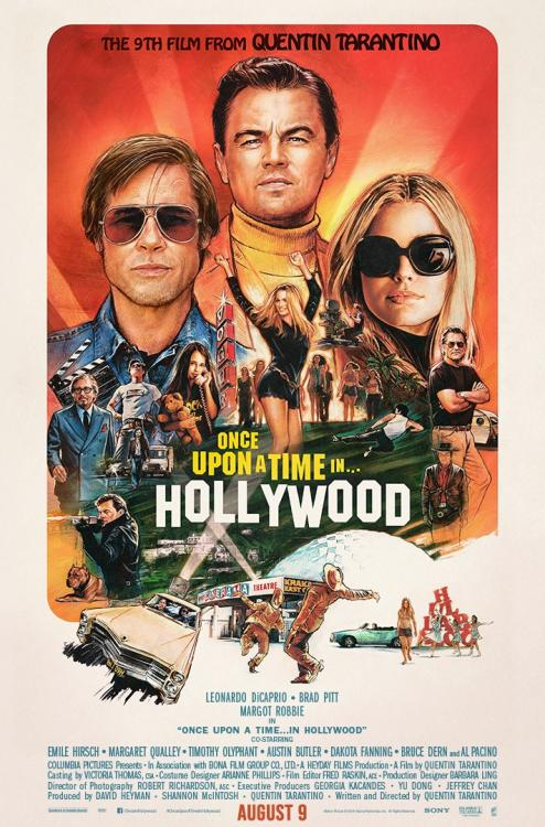 Once Upon A Time In Hollywood is slated to release on August 9, 2019, in India.