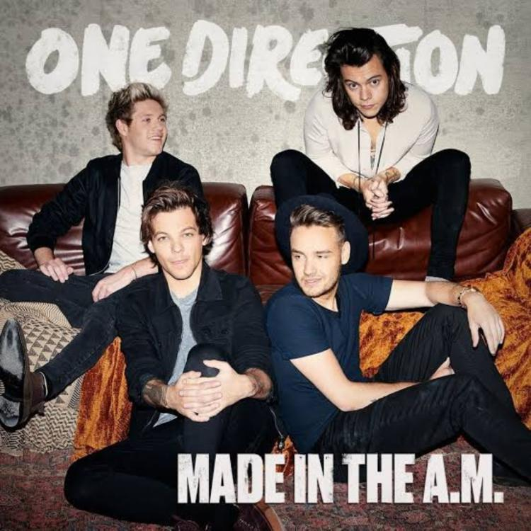 Four years back, One Direction's last album Made in the A.M. was released.