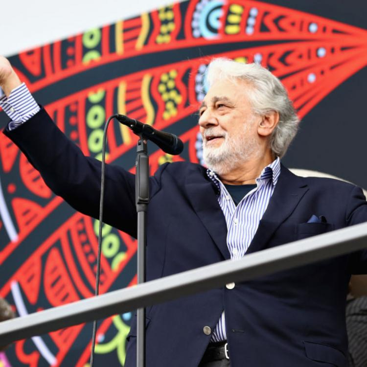 Opera singer Placido Domingo tests positive for Coronavirus and urges others to be 'extremely careful'