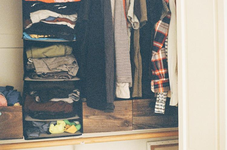 Do you have a messy cupboard? Here are 6 ways to organize your wardrobe