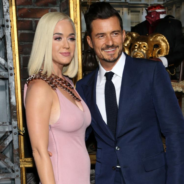 Katy Perry reveals Orlando Bloom loves Lego